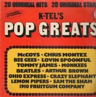 McCoys / Chris Montez / Bee Gees a.o. - K-Tel's Pop Greats