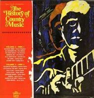 Porter Wagoner, Don Gibson, The Browns - The History Of Country Music Volume 3