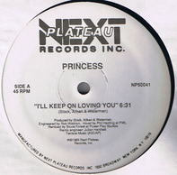 Princess - I'll Keep On Loving You