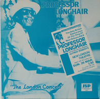 Professor Longhair - The London Concert