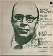 Prokofiev , Monighetti - Prokofiev Symphony Concerto for Cello and Orchestra
