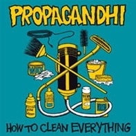 Propagandhi - HOW TO CLEAN.. -REISSUE-