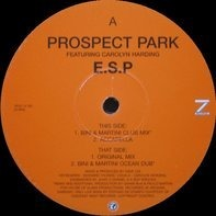 Prospect Park Featuring Carolyn Harding - E.S.P