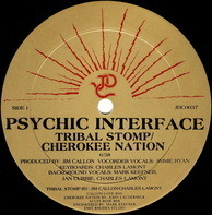 Psychic Interface - Tribal Stomp / Cherokee Nation