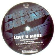 Public Domain - Love U More