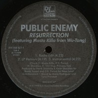 Public Enemy - Resurrection / He Got Game