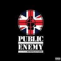Public Enemy - Live From Metropolis Studios (2lp)