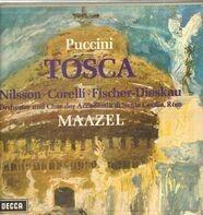 Puccini / Karajan, Wiener Philharmoniker, L. Price, G. Taddei, G. di StefANO - Tosca