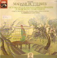 Puccini/ Santini, Mario Sereni, Orch. e Coro del Teatro dell 'Opera di Roma - Madame Butterfly - Großer Querschnitt in italienischer Sprache