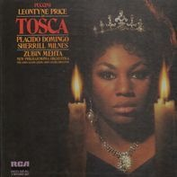 Puccini/ Z. Metha, L. Price, P. Domingo, S. Milnes, New Philharmonia Orch. - Tosca