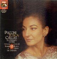 Puccini / Maria Callas, Di Stefano - Tosca, Maria Callas, Di Stefano, Gobbi, Scala