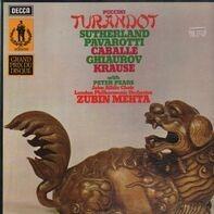 Puccini - Turandot (Sutherland, Pavarotti, Mehta)
