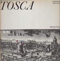 Giacomo Puccini / Herbert Von Karajan , Berliner Philharmoniker, K. Ricciarelli, J. Carreras - Tosca