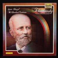 Tchaikovsky - Maazel , Cleveland Orch. - Symphony No. Four In F Minor Op. 36