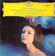 Tchaikovsky - National Warsaw Philharmonic (W. Rowicki) - Schwanensee-Suite - Dornröschen-Suite - Polonaise Aus »Eugen Onegin«