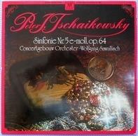 Pyotr Ilyich Tchaikovsky , Concertgebouworkest , Wolfgang Sawallisch - Sinfonie Nr. 5 E-Moll, Op. 64