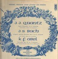 Quantz / Bach / Abel - Trio Sonata in C minor / Gigue from Sonata No.1 / Sonata No.2 in F major