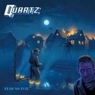 Quartz - Fear No Evil (ltd.Milky Clear Vinyl)