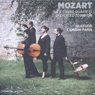 Quatuor Cambini - Streichquartette gewidmet Joseph Haydn