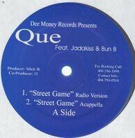 QUE feat. Jadakiss & Bun B - Street Game / Dope Game