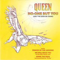 Queen - No-One But You (Only The Good Die Young)