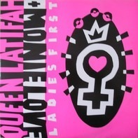 Queen Latifah + Monie Love - Ladies First
