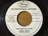 Quincy Jones And His Orchestra - The Brith Of A Band
