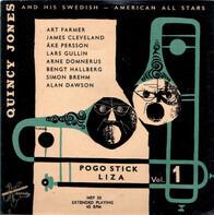 Quincy Jones And His Swedish-American All Stars - Vol. 1