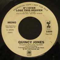 Quincy Jones - If I Ever Lose This Heaven