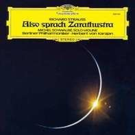 R. Strauss - K. Böhm w/ Berliner Phil. - Also Sprach Zarathustra