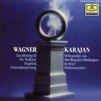 Wagner (Karajan) - Der Ring des Nibelungen