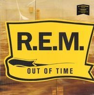 R.E.M. - Out Of Time (25th Anniversary Edt) (1lp)