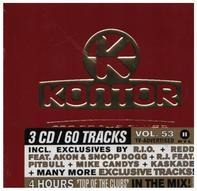 R.I.O. / Coldplay / Kaskade / Tomcraft a. o. - Kontor - Top Of The Clubs Vol. 53