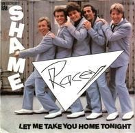 Racey - Shame / Let Me Take You Home tonight