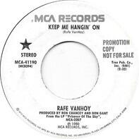 Rafe Van Hoy - Keep Me Hangin' On