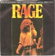 Rage - Bootliggers (1981) (Live In Paris)