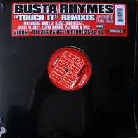 Busta Rhymes Featuring Mary J. Blige, Rah Digga, Missy Elliott, Lloyd Banks, Papoose & DMX - Touch It Remixes