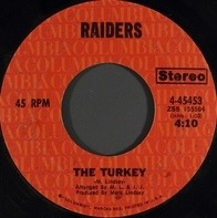 Raiders - Birds Of A Feather / The Turkey