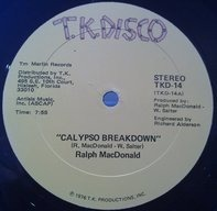 Ralph MacDonald - Calypso Breakdown / Where Is The Love