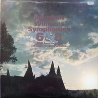 Vaughan Williams / André Previn Conducts The London Symphony Orchestra - Symphonies 6 & 8