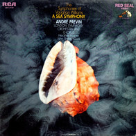 Vaughan Williams , André Previn , The London Symphony Orchestra And London Symphony Chorus - A Sea Symphony