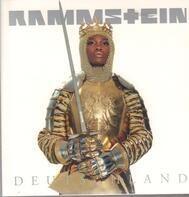 """Rammstein - Deutschland (ltd.7"""" Single)"""