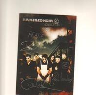 Rammstein - Rammstein postcard