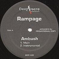 Rampage - Ambush / Flip It (ft.Sean Paul)