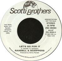 Randell & Schippers - Let's Go For It