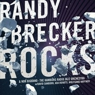 Randy Brecker /Ndr Bigband - Rocks (2lp 180g)