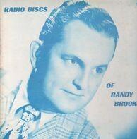 Randy Brooks - Radio Discs Of Randy Brooks