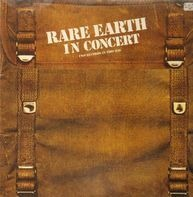 Rare Earth - Rare Earth In Concert