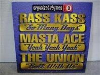 Ras Kass / Masta Ace / The Union - Organized Rhymes Volume 3