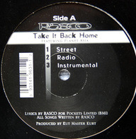 Rasco - Take It Back Home / Major League